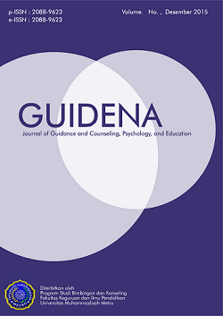 GUIDENA: Journal of Education, Psychology, Guidance and Counseling